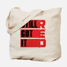 red still got it2 Tote Bag