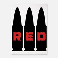 REDbullet 5'x7'Area Rug