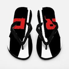 REDbullet Flip Flops