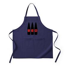 REDbullet Apron (dark)