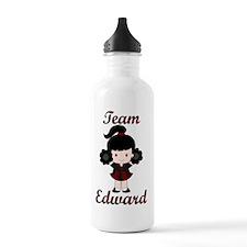 2-teamedwardcheer Water Bottle
