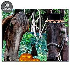 horse2halloween copy Puzzle