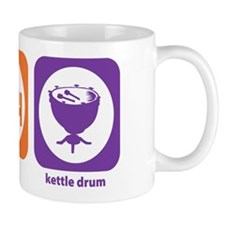 Eat Sleep Kettle Drum Mug
