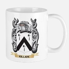 Killick Coat of Arms - Family Crest Mugs