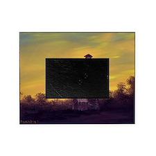 old derick sunset large framed print Picture Frame