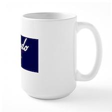 Orlando Script Magnet Mug