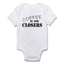 Coffee Is For Closers Onesie