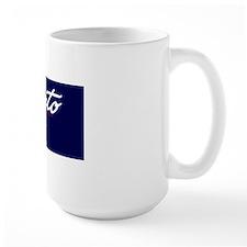 Toronto Script Magnet Ceramic Mugs