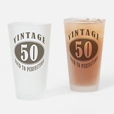 vintageBr50 Drinking Glass