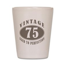 vintageBr75 Shot Glass