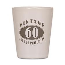 vintageBr60 Shot Glass
