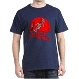 Chinese downhill Dark T-Shirt