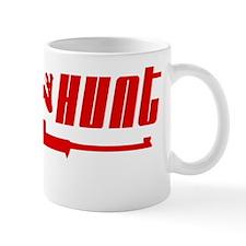 cunthuntred3 Small Mugs