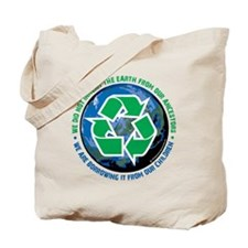 Borrowed-Earth Tote Bag
