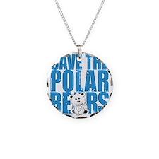 Save-the-Polar-Bears Necklace
