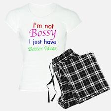 Bossy-T Pajamas