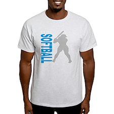 2-play softball bb(blk) T-Shirt