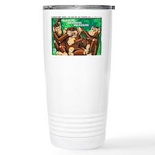 3MONKEYS-FINAL Travel Mug