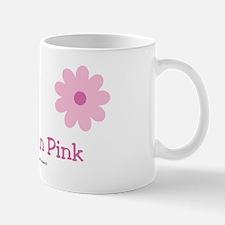 perky-in-pink Mug