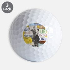 destiny16x20yellow Golf Ball