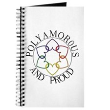 Poly and Proud circle logo Journal