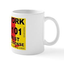 2-terrorist-hunting-license-XL-NY Mug
