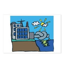Stop Polluting Our Water Postcards (Package of 8)