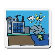 Stop Polluting Our Water Mousepad