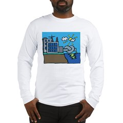 Stop Polluting Our Water Long Sleeve T-Shirt