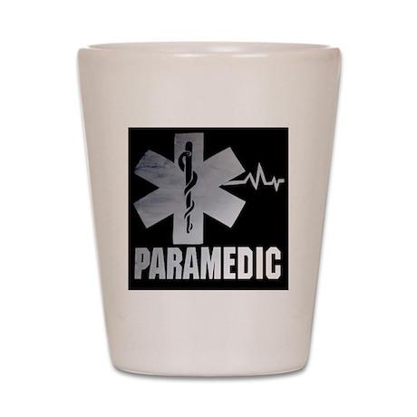 paramedic1 Shot Glass