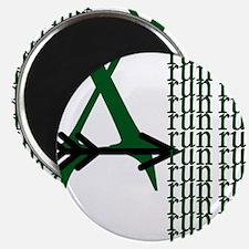 XC Run Green Black Magnet