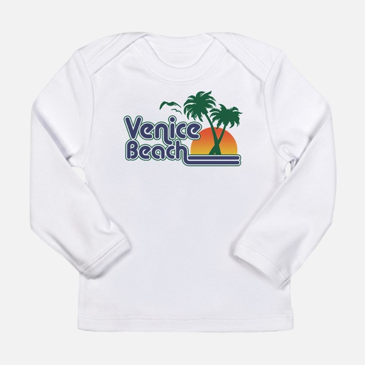 venicebeach1 Long Sleeve T-Shirt