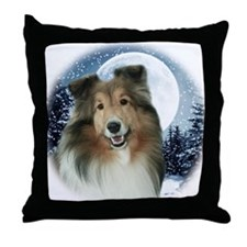 Gracie2010Orn Throw Pillow