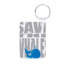Save-the-Whales Keychains