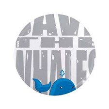 "Save-the-Whales 3.5"" Button"