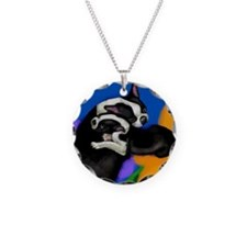 2-bozaskosmi copy Necklace Circle Charm