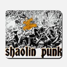 shaolin punk 2 Mousepad