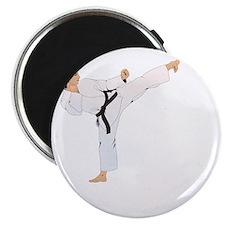 taekwondo a(blk) Magnet