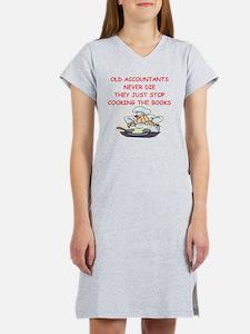 ACCOUNTANT Women's Nightshirt