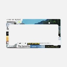 fuel14x10 License Plate Holder