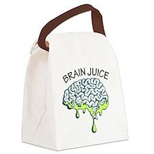 Brain Juice Canvas Lunch Bag
