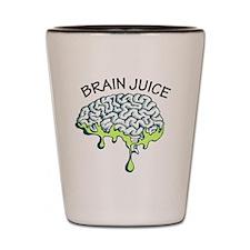Brain Juice Shot Glass