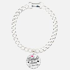 Heart Twilight Mom Bracelet