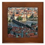 Czech republic Framed Tiles
