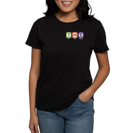 Eat Sleep Sousaphone Women's Dark T-Shirt