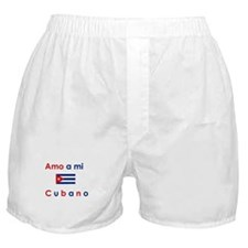Amo a mi Cubano. Boxer Shorts