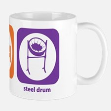 Eat Sleep Steel Drum Mug