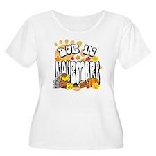 Due-In-Novemb T-Shirt