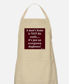 Overgrown Doghouse BBQ Apron