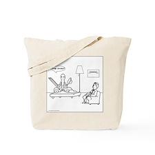 Alien: Crop Circles Tote Bag